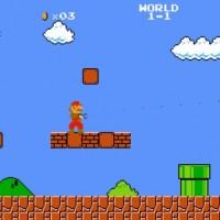 بازی جذاب، بسیار زیبا و خاطره انگیز قارچ خور (Super mario)