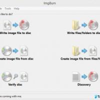 آموزش رایت CD و DVD با نرم افزار کم حجم Img Burn