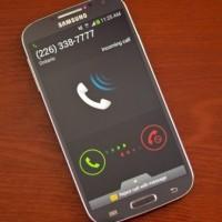 پاسخ به تماس با استفاده از کلید home در گوشی های سامسونگ