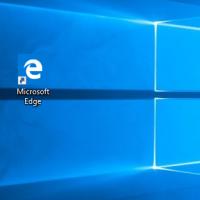 ترفند افزودن میانبر مرورگر مایکروسافت Edge به دسکتاپ