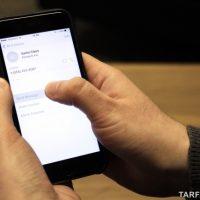 آموزش استفاده از اپلیکیشن Contacts بر روی آیفون و آیپد