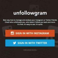 پیدا کردن کاربرانی که شما را در اینستاگرام آنفالو کرده اند