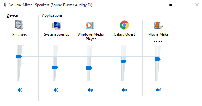 How to Adjust the Volume for Individual Apps in Windows 3