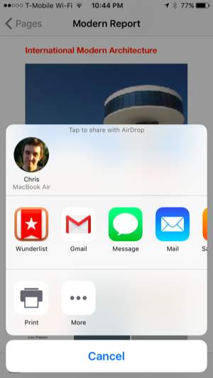 How to Enable and Use iCloud Drive on Your iPhone or iPad 3