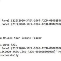 قفل کردن پوشه های ویندوز بدون نیاز به هیچ نرم افزاری