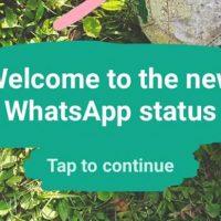 آموزش کار با قابلیت جدید استوری مانند واتس اپ به نام استاتوس (Status)