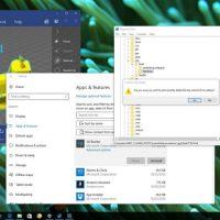 آموزش تصویری حذف اپلیکیشن ۳D Builder از ویندوز ۱۰