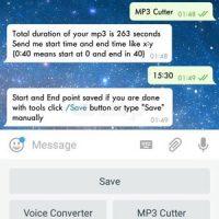 آموزش تغییر تگ و برش موزیک ها در تلگرام