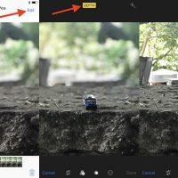 چگونه تصویر عادی عکس های پرتره را در آی او اس ۱۱ پیدا کنیم؟