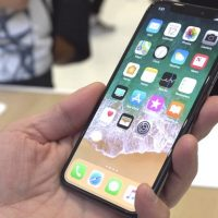 آموزش دسترسی به هوم اسکرین در آیفون ۱۰ (iPhone X)