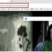 چگونه تاریخچه Google Location را غیر فعال کنیم؟