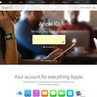 نحوه ی ایجاد Apple ID از طریق وب سایت