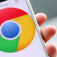 دریافت URL تصاویر از طریق مرورگر گوگل در موبایل