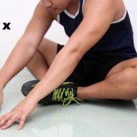 چگونه قبل از ورزش حرکات کششی انجام دهیم