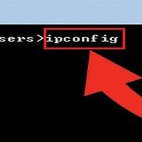 چگونه اطلاعات IP را از طریق سیستم ویندوز پیدا کنیم؟