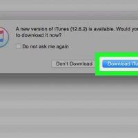 نحوه ی به روز رسانی نرم افزار iOS آیپد با استفاده از iTunes