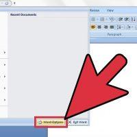 نحوه ی غیر فعال کردن و یا حذف فهرست Recent از Microsoft Word یا Excel