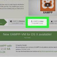 نحوه نصب XAMPP در لینوکس