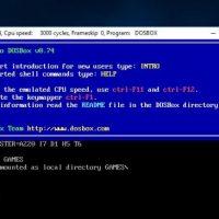 نحوه شبیه سازی DOS در ویندوز ۱۰ از طریق کپی کردن