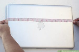اندازه گیری لپ تاپ