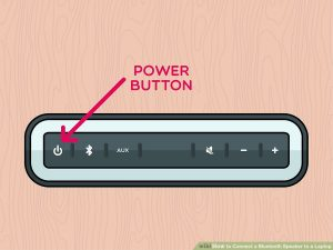 دکمه Power