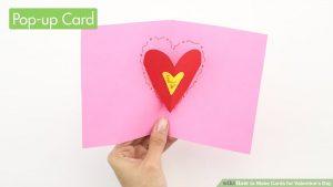 کارت هدیه قلب برجسته