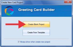 ایجاد پروژه