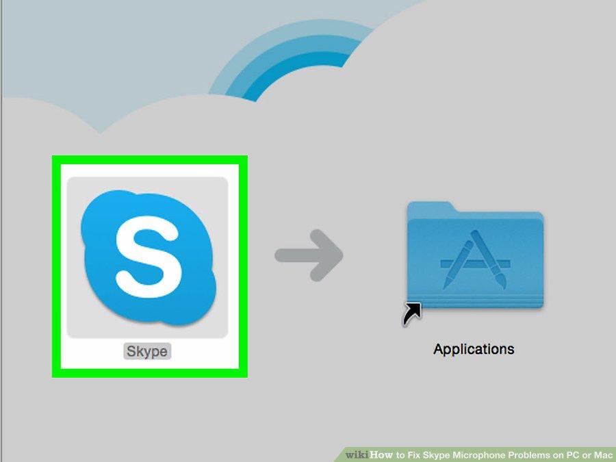 برنامه Skype