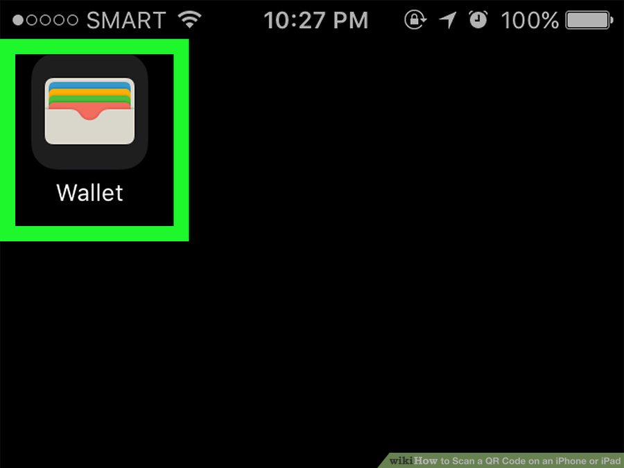 برنامه Wallet