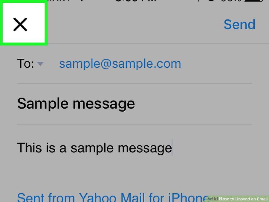 حذف ایمیل