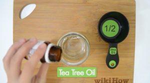 سرکه و روغن درخت چای