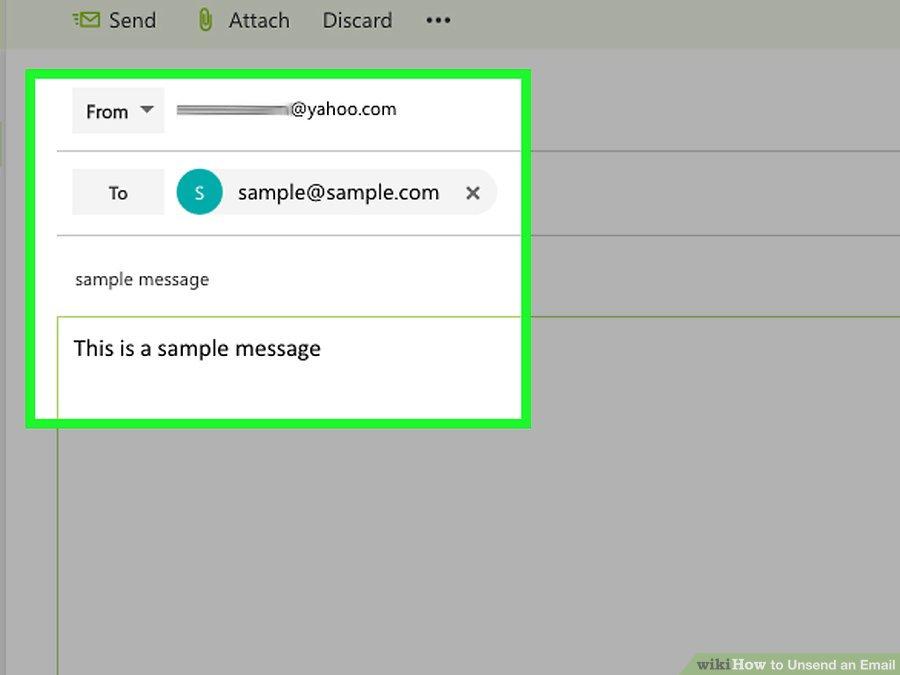 وارد کردن اطلاعات ایمیل