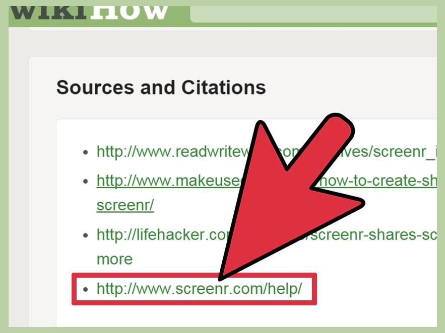 وب سایت Screenr