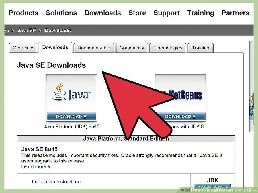 دانلود Java installer