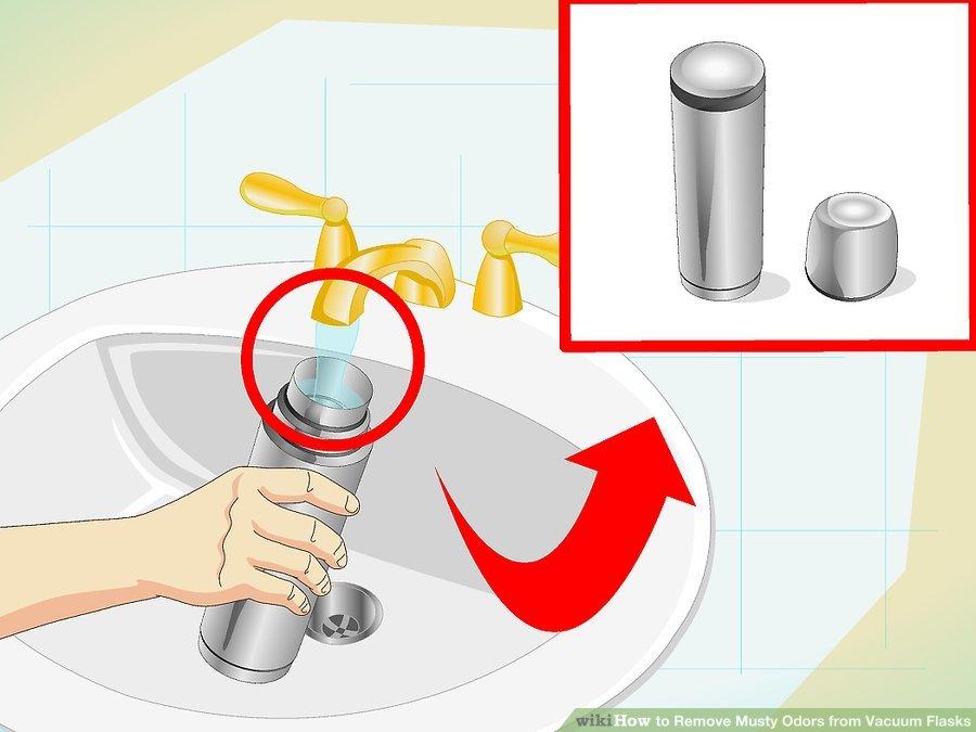 شستن فلاسک