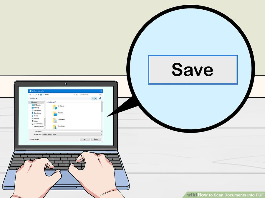 گزینه Save