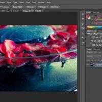 نحوه ی تنظیم دقیق رنگ در Adobe Photoshop CS4