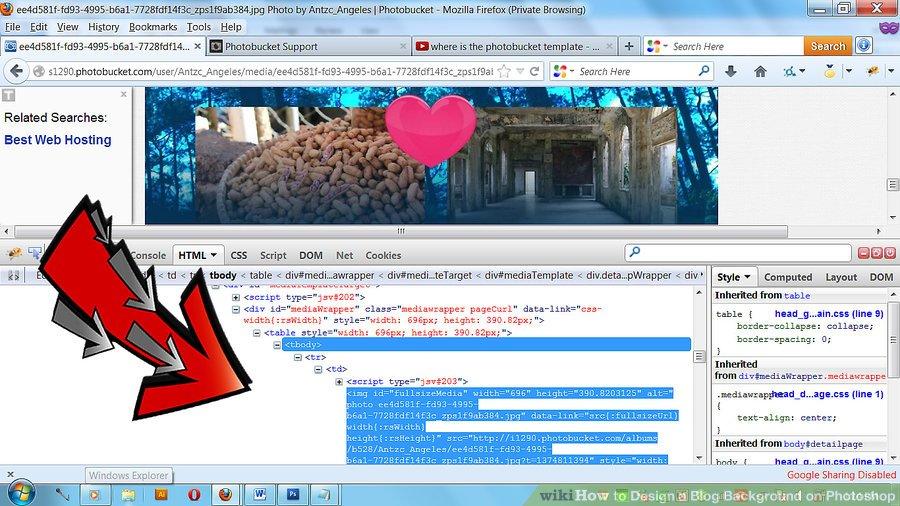 تغییر کد html