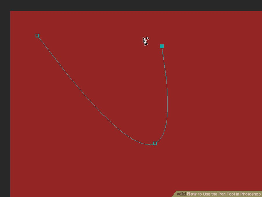 خط منحنی