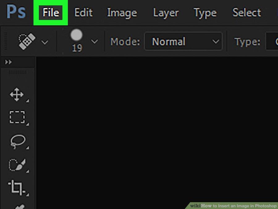 گزینه File