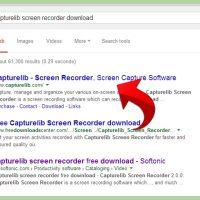 نحوه استفاده از ضبط صفحه نمایش Capturelib
