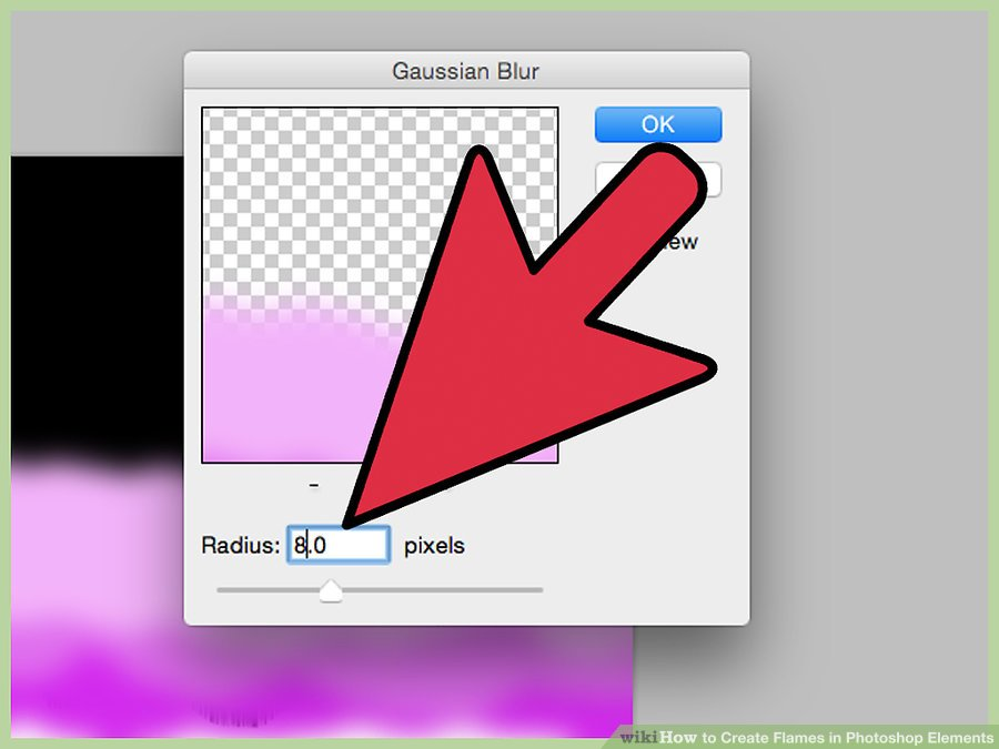 blur Gaussian