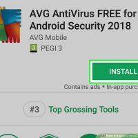 نحوه شناسایی ویروس در Android