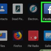 نحوه حذف لایک ها در فیس بوک ( از طریق اندروید )