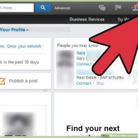 نحوه پنهان کردن ارتباطات در Linkedin