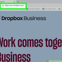 نحوه ارسال فایل با Dropbox ( از طریق سایت Dropbox )