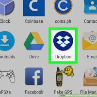 نحوه جابجایی یک پوشه در Dropbox از طریق Android