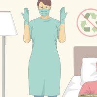 چگونه از ابتلا به کرونا ویروس جلوگیری کنیم؟ (مراقبت از فرد بیمار)
