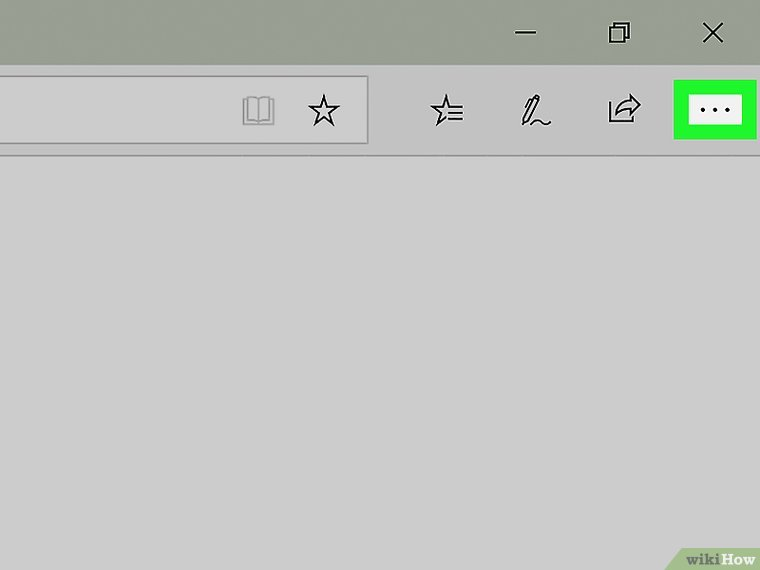 نحوه غیر فعال کردن کوکی ها ( در Microsoft Edge)