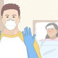 متداول ترین سوالات در مورد کرونا ویروس (در صورتیکه امکان فاصله گرفتن از فرد بیمار وجود ندارد, چه کاری انجام دهیم؟ )